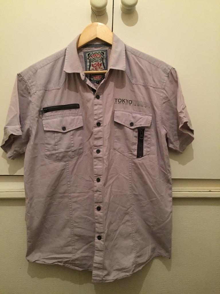 Tokyo tigers shirt