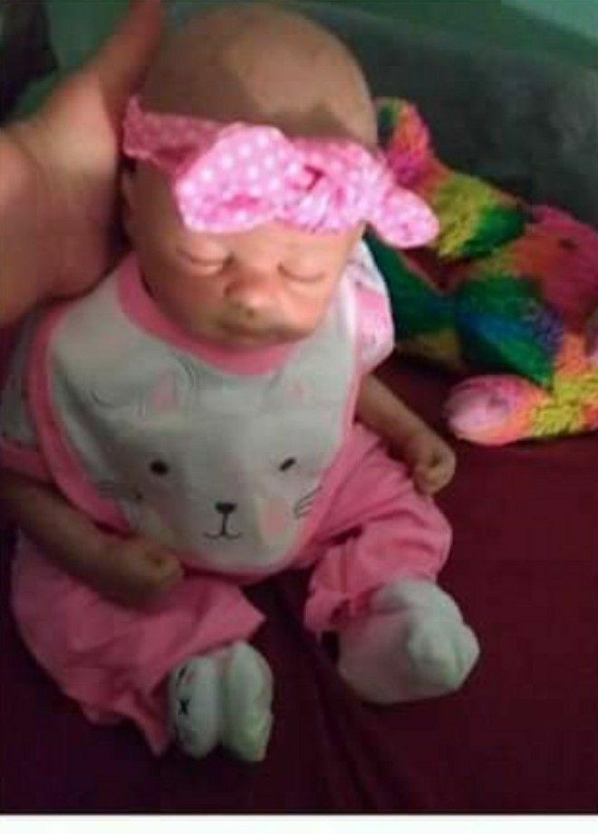 Realborn Lucy reborn doll