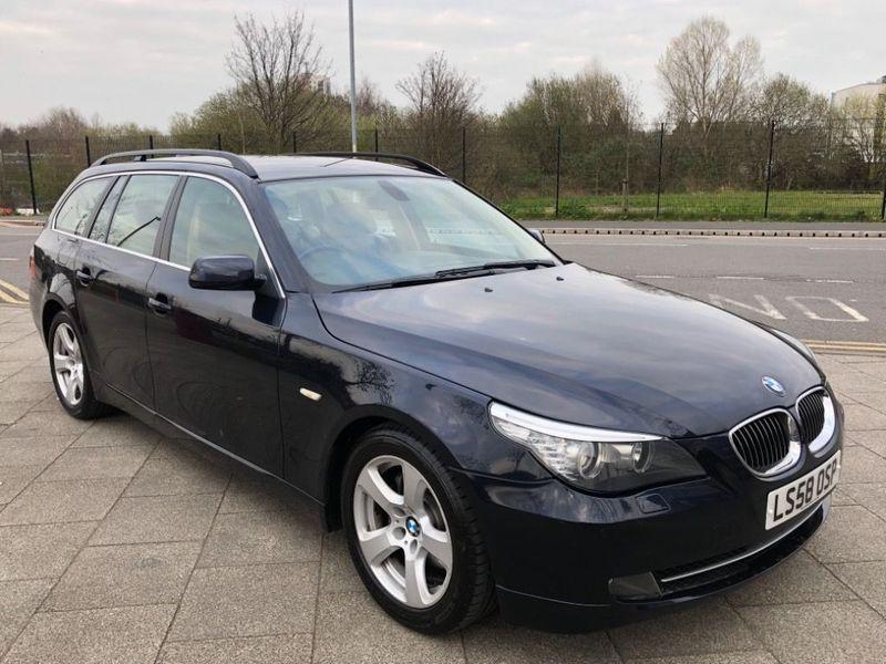 BMW 5 Series 3.0 525d SE Touring