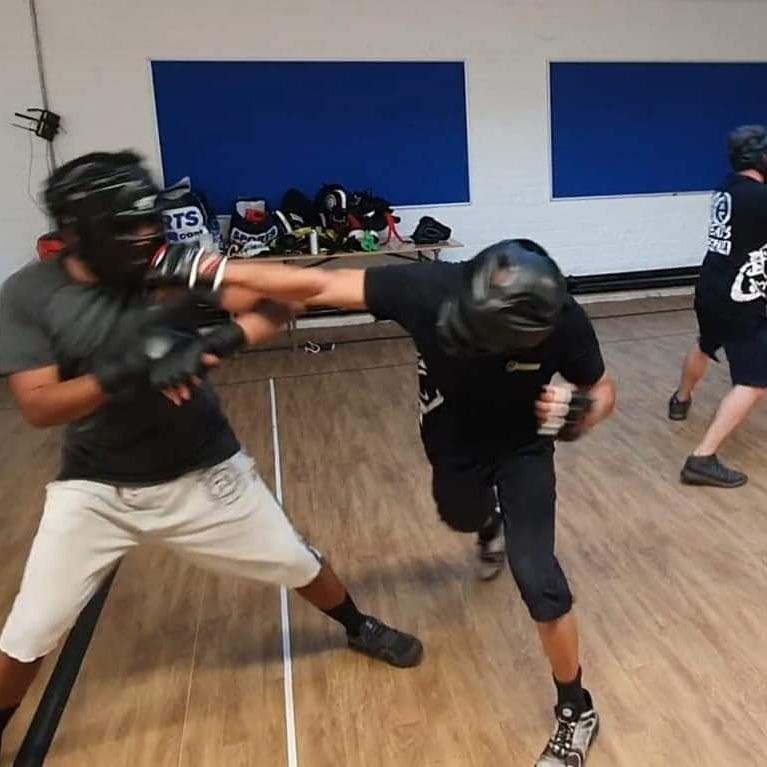 Free Trial Kickboxing & Self Defence Class