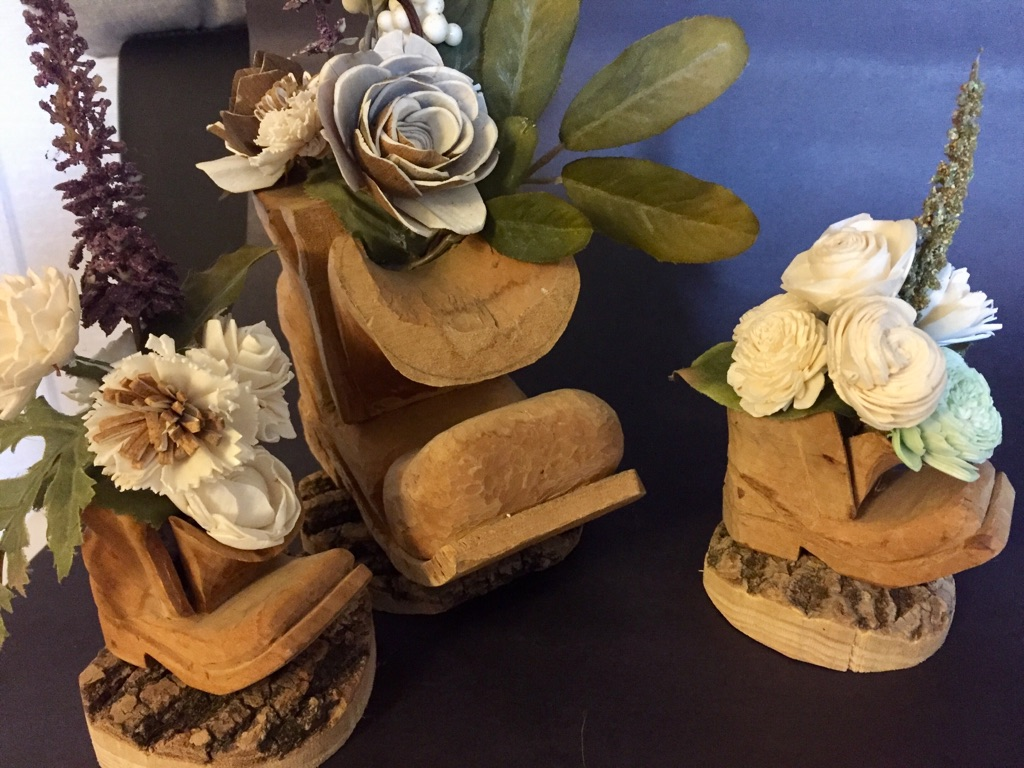 Home decor, wedding decor or just for u table center pice