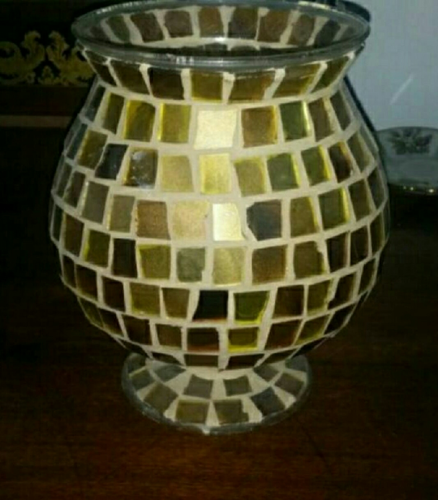 Gorgeous candle holder!