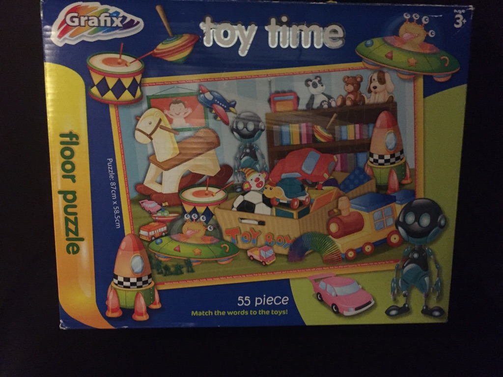 Puzzle - Toy Time