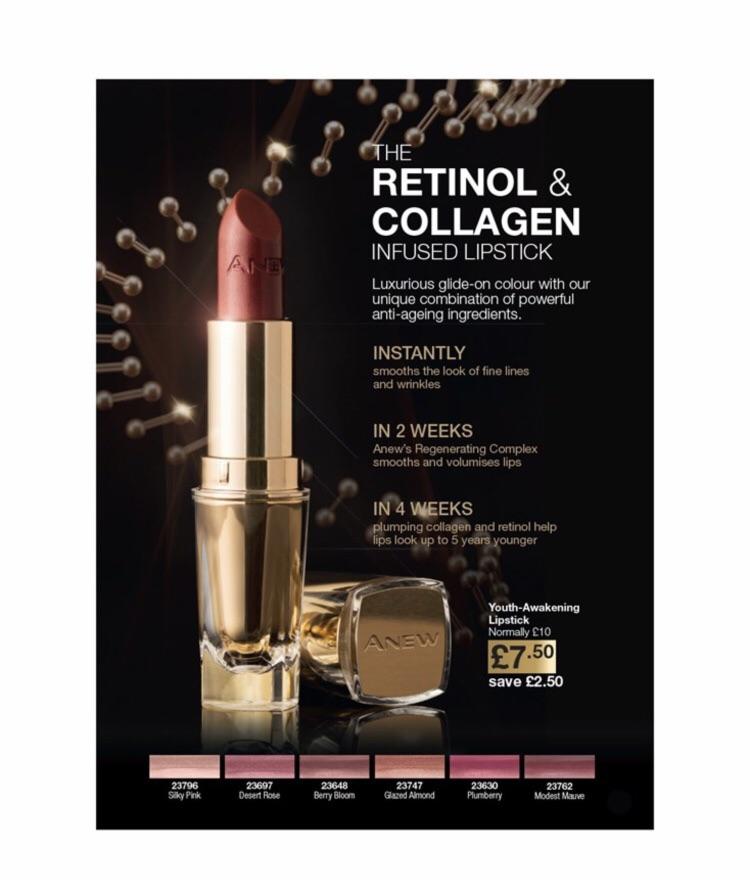 Youth awakening lipstick