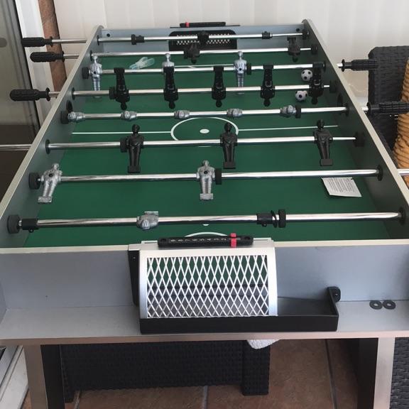 Strikeworth football game