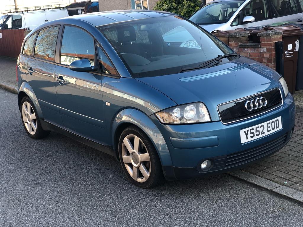 Audi A2-1.6 fsi