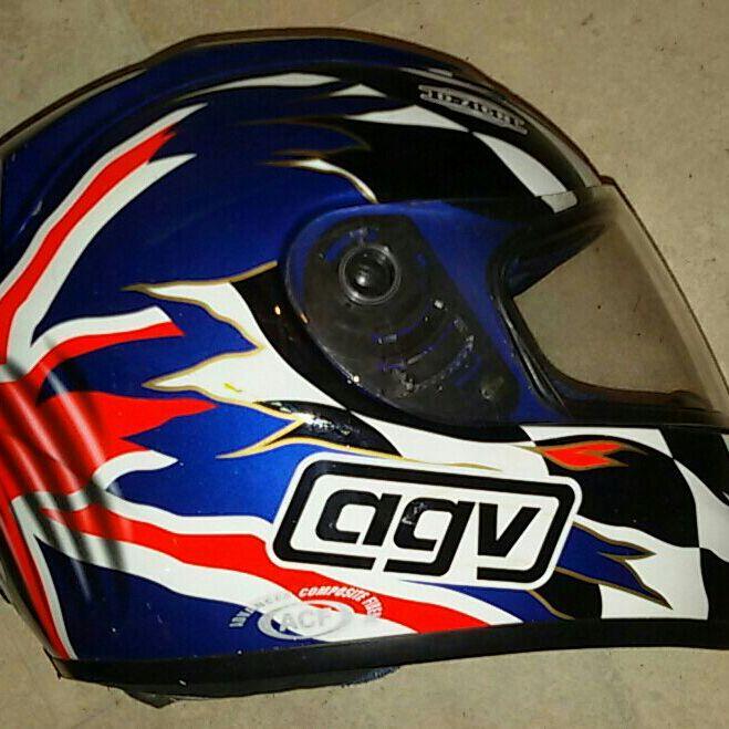 AVG helmet