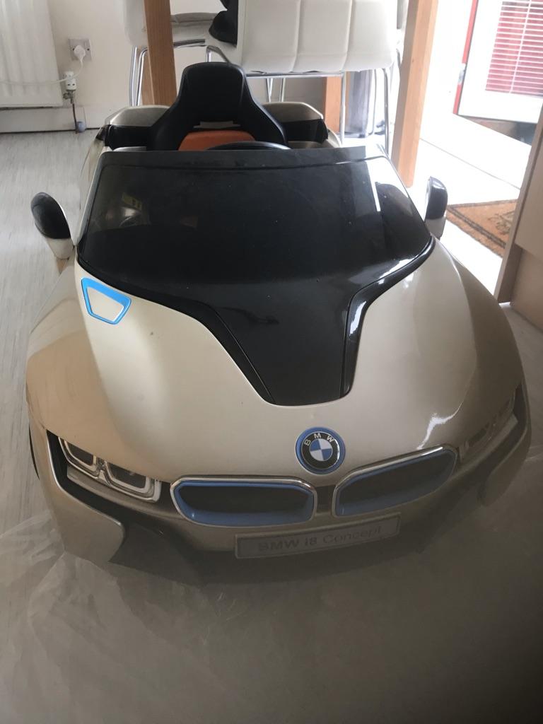 BMW 18 Concept kids electric car