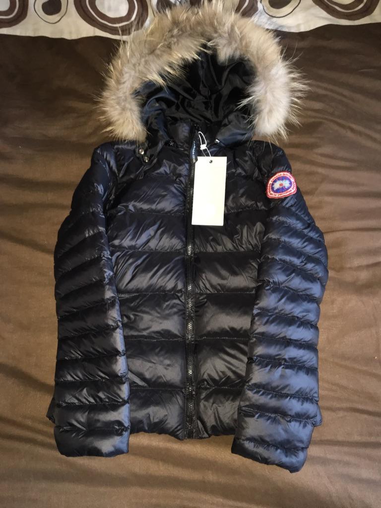 Women's Canada Goose Jacket Black
