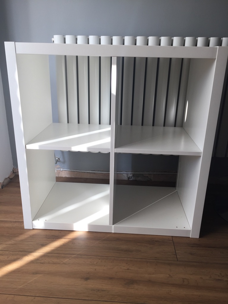IKEA Kallax Storage Unit - White