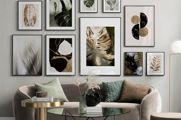 Wall art prints 10% off using my code below