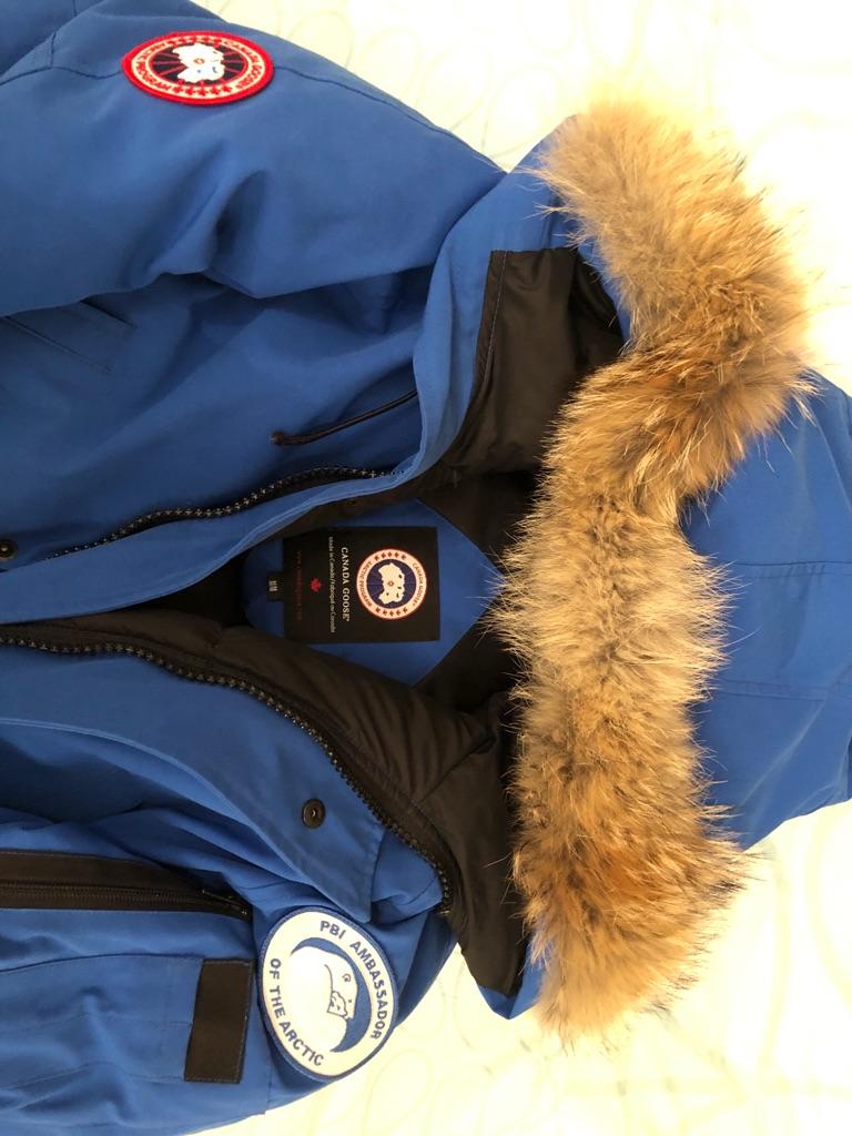 Canada Goose Chilliwack Bomber PBI Winter Jacket