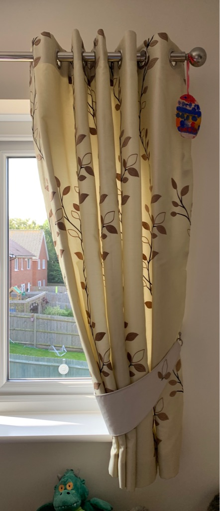 Curtains from dunelm
