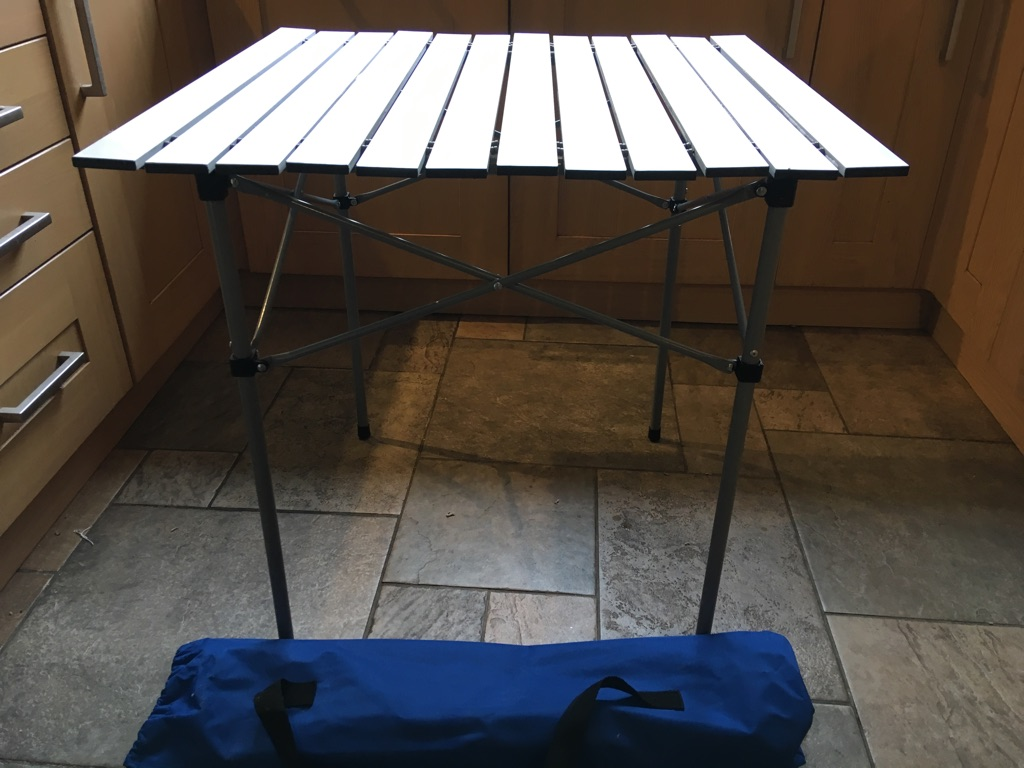Light Weight Camping Table