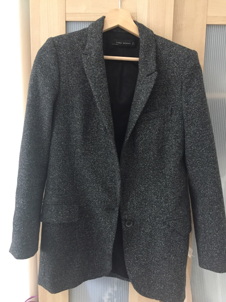 Zara coat jacket