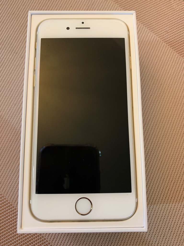 I phone 6S 16G Gold