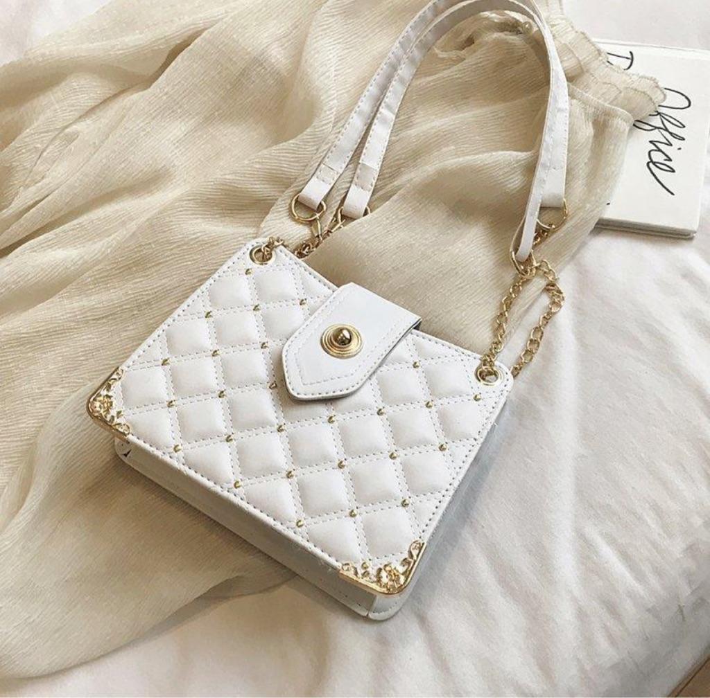Ladies Small Fragrance Chain One Shoulder Messenger Bag