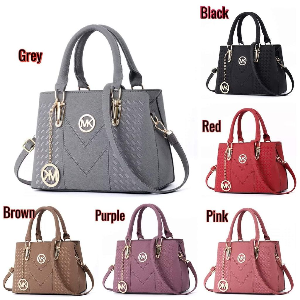 Ladies handbags available in 6 colours