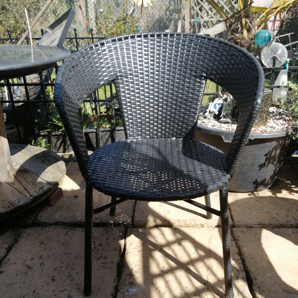 Garden Bistro Chairs