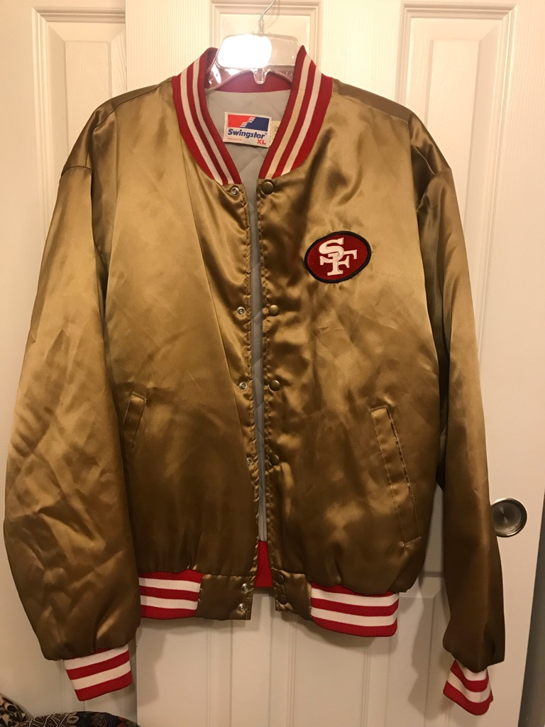 San Francisco 49ers Men's Jacket
