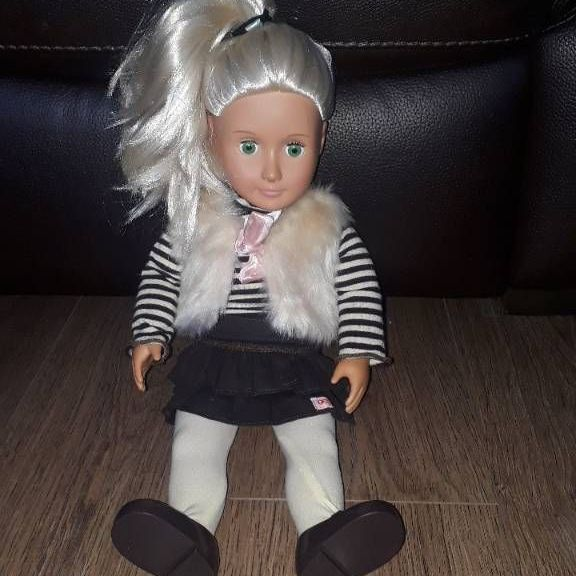 Our Generation Doll- Holly