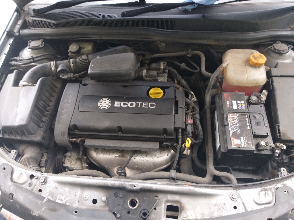 Vauxhall Astra H 1.6 Twinport