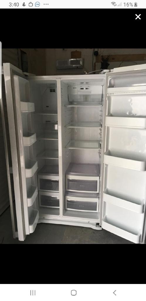 LG American style Fridge and freezer