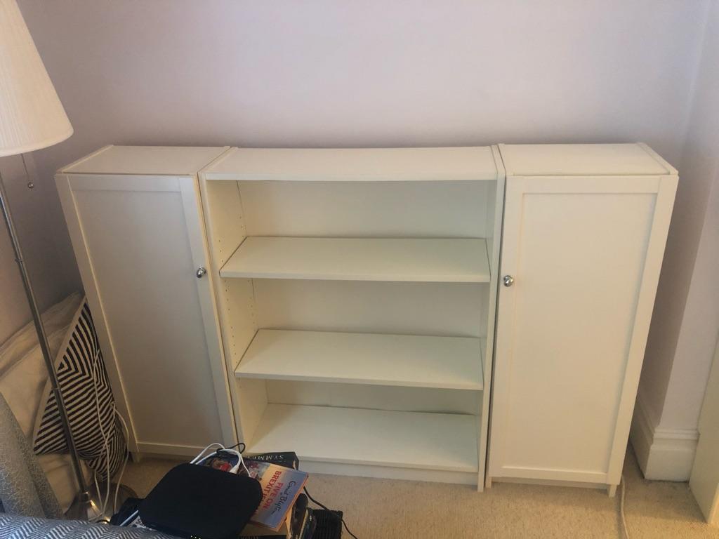 IKEA Billy large white storage unit/ bookcase