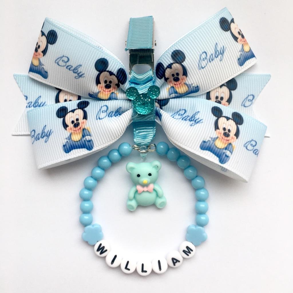 Little Mickey Mouse Pram Charm