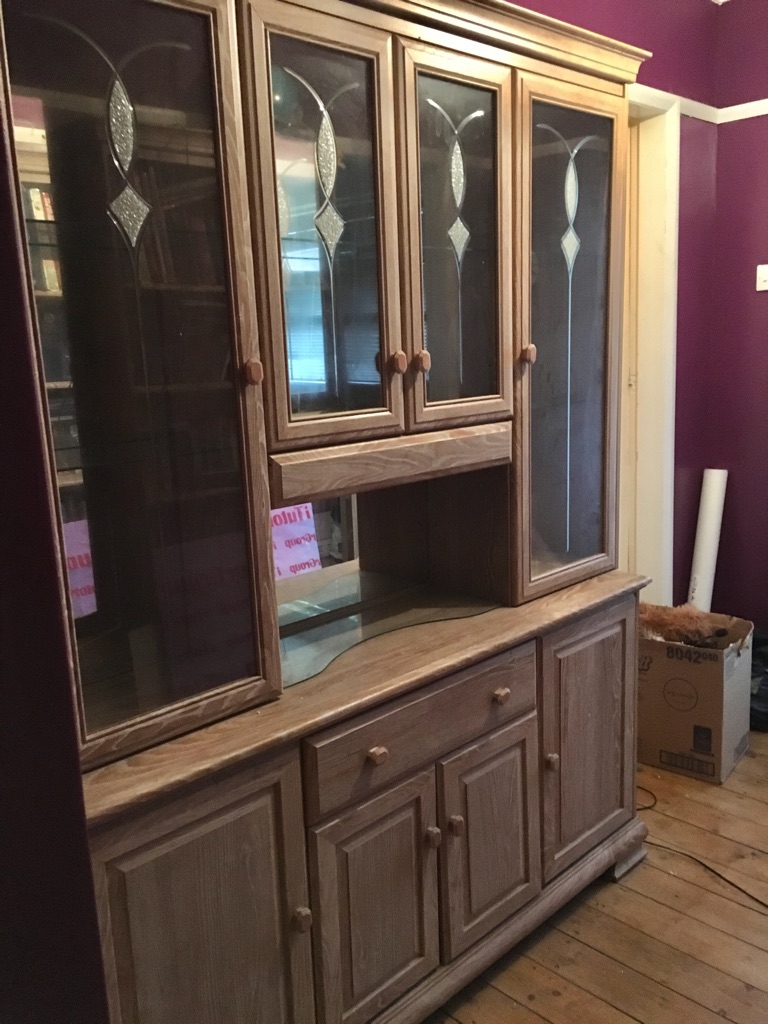 Display Cabinet/sideboard