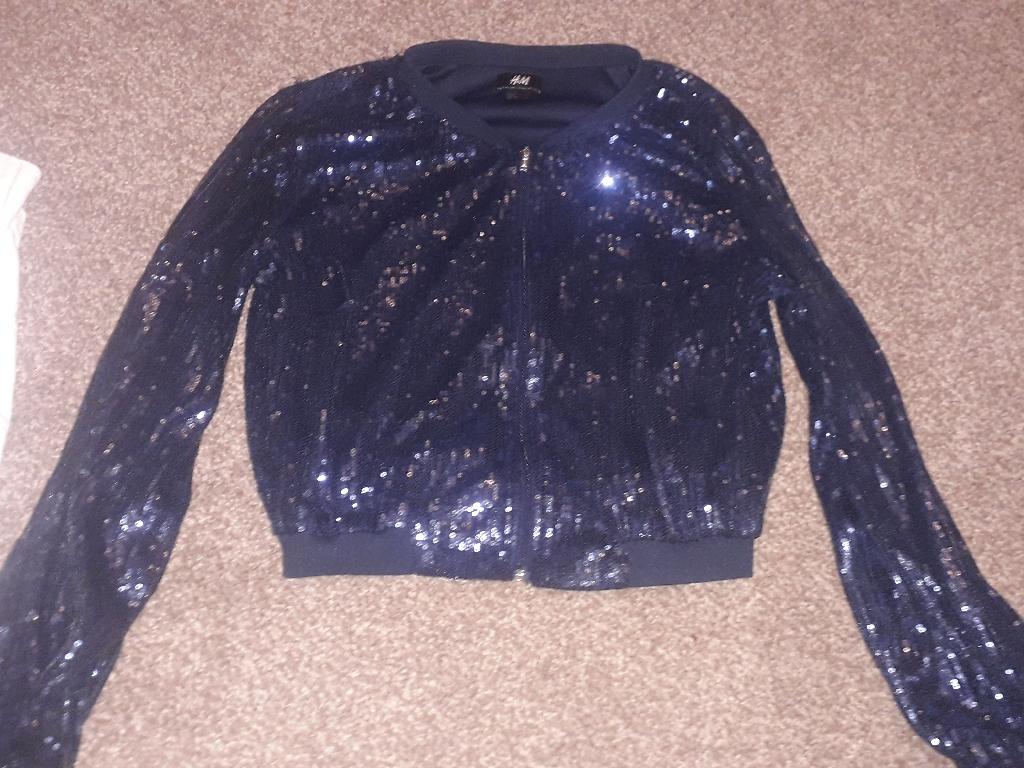 Gitls sequin Jacket