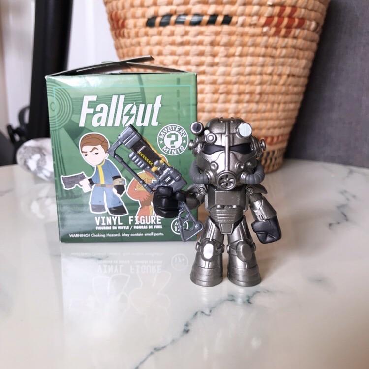 Funko Fallout Mystery Mini 'Power Armour'