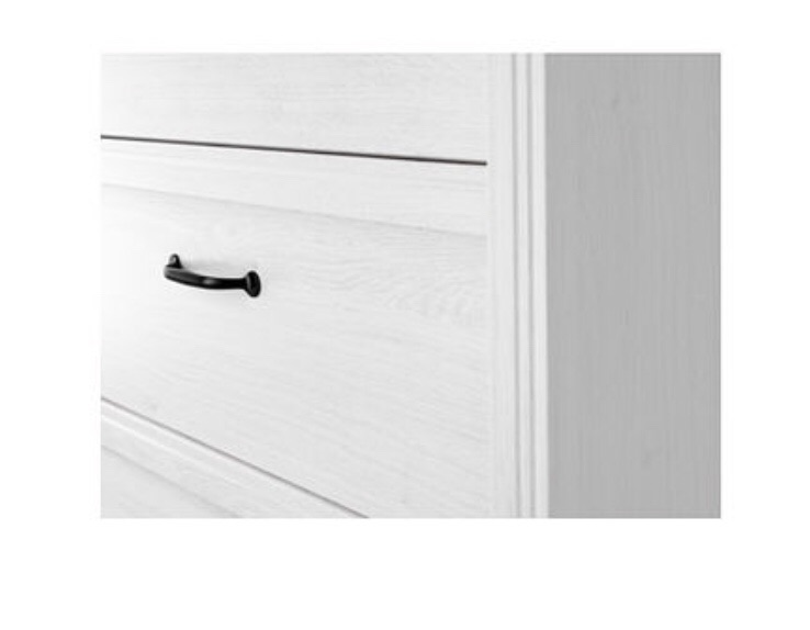 timeless design 15b4a be32a Ikea Brusali chest of 3 draws