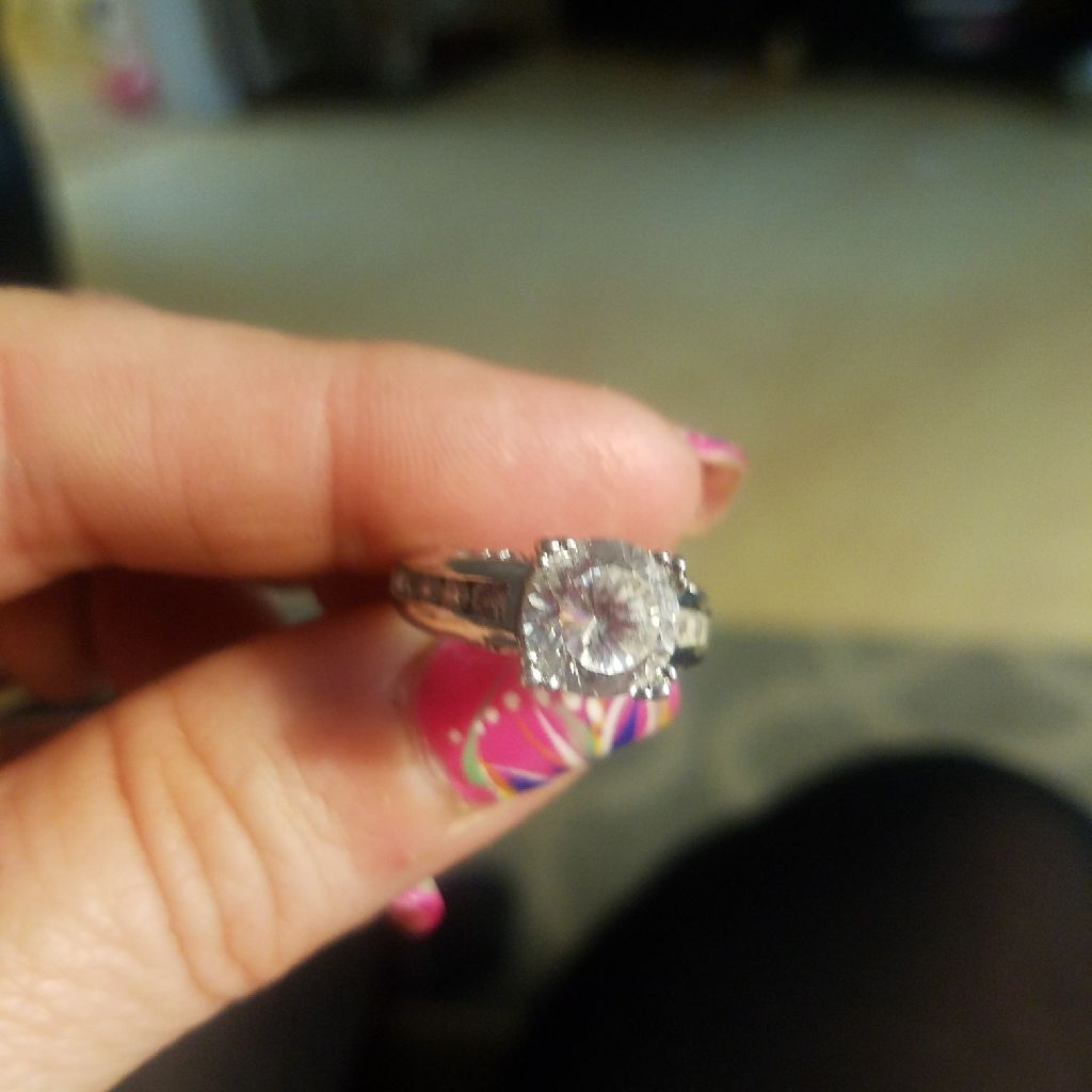 Ring size7 diamond