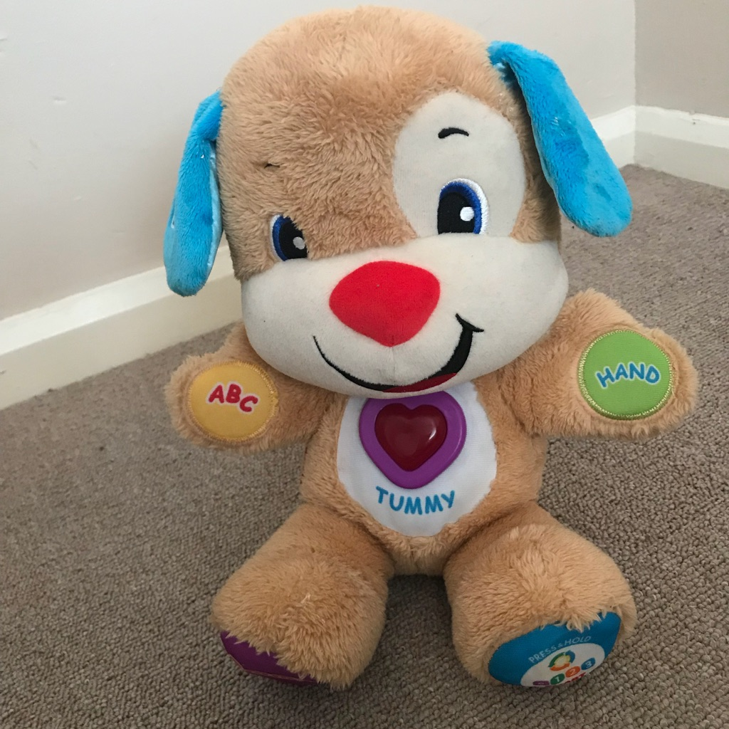 Fisher price smart stage bear