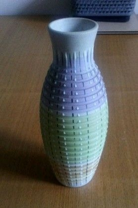 Vintage colourful denby pottery stoneware