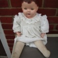 Antique doll 1930's