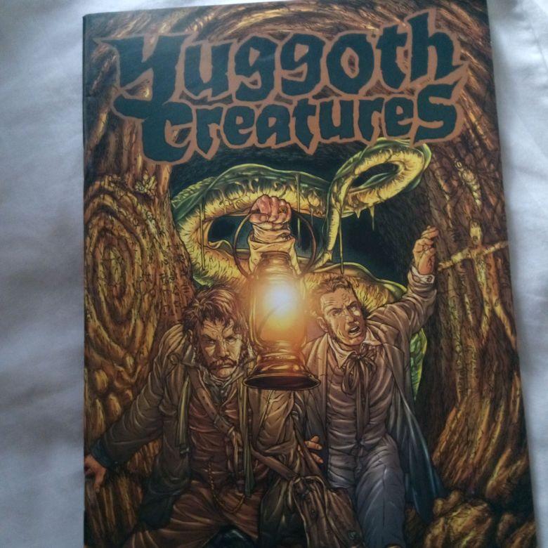 Yuggoth Creatures #1