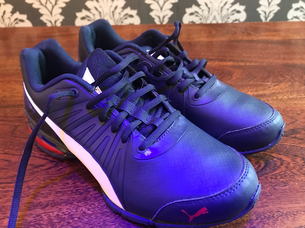 Boys Puma Trainers size 5 (never worn)