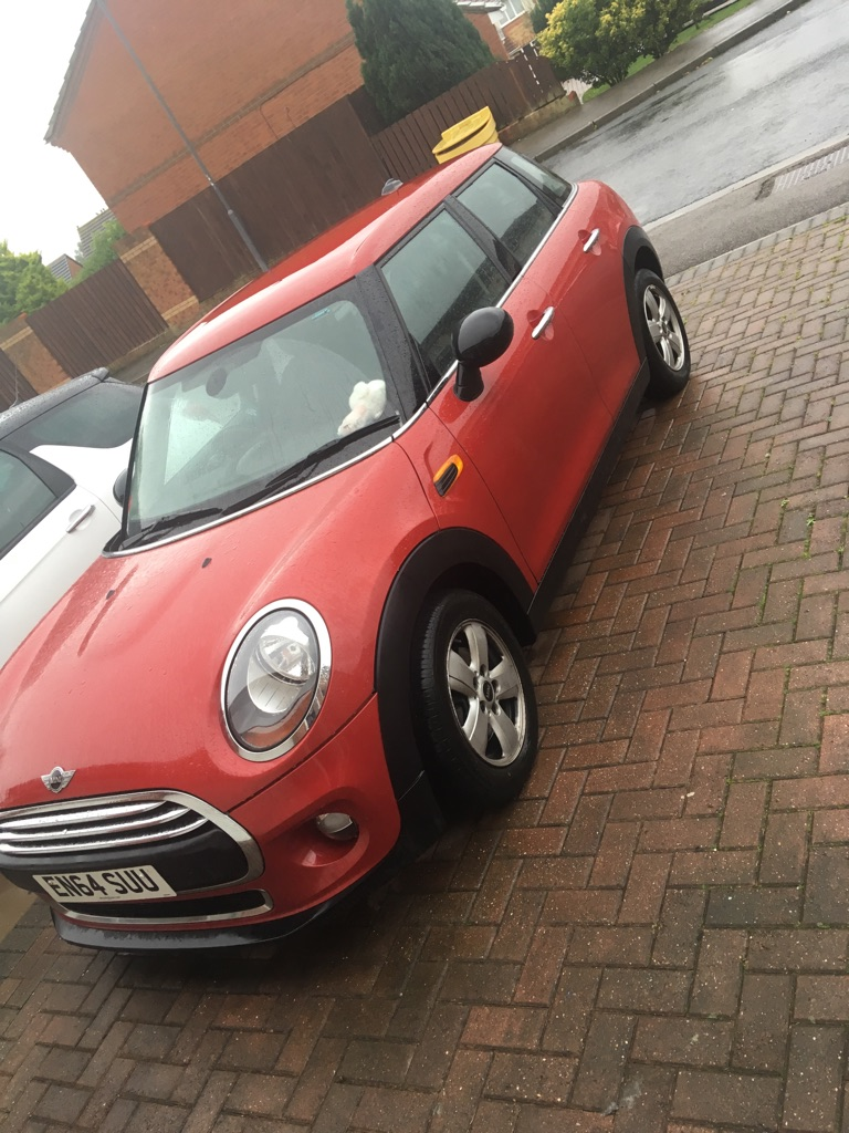 Red Mini one