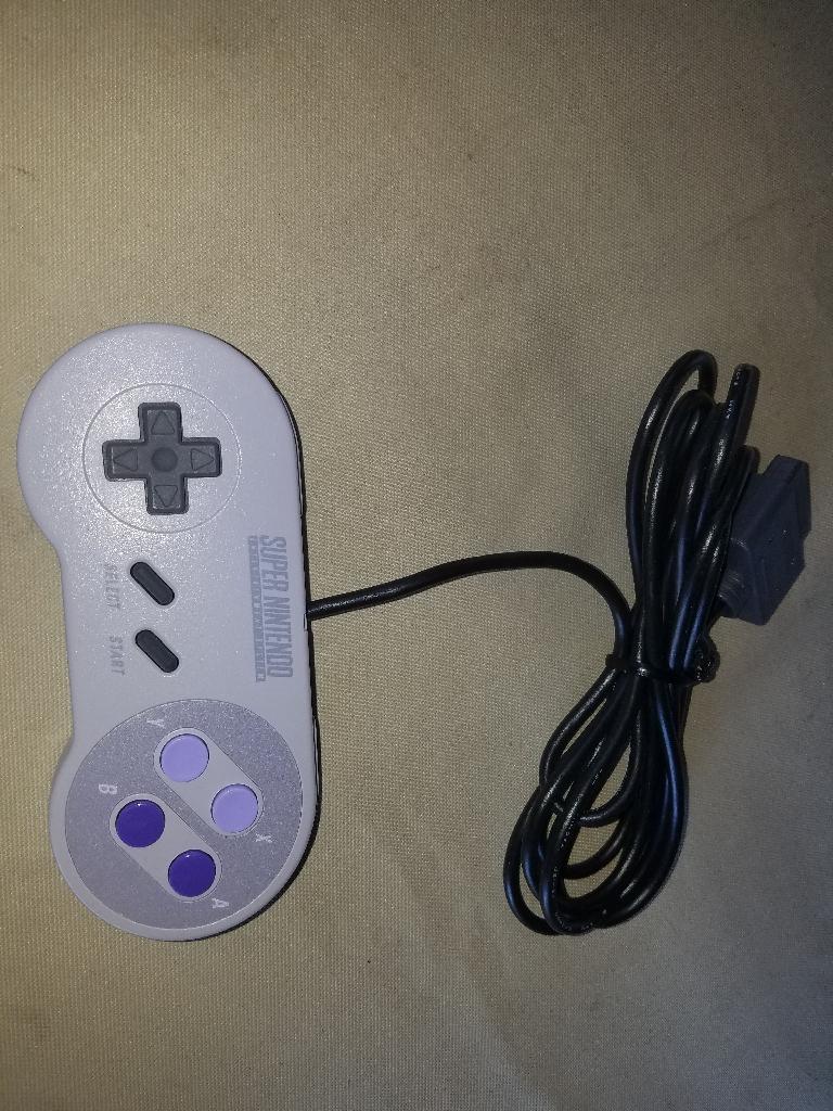Super Nintendo Entertainment System (Restored) SNES
