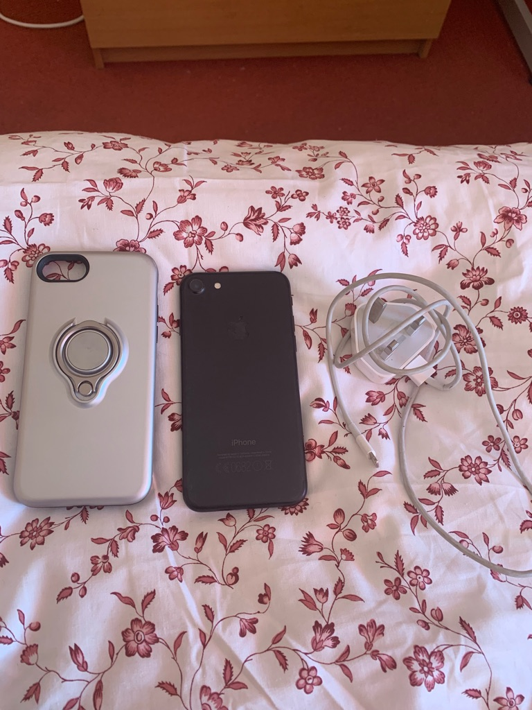Iphone7 32g black