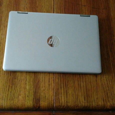 Hp pavilion x360 m convertible laptop