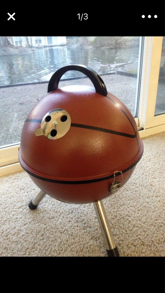 Gibson - Basket ball shape BBQ