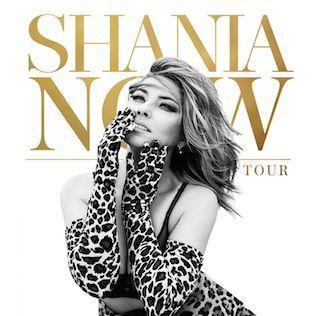 Shania Twain Dublin Concert Tickets
