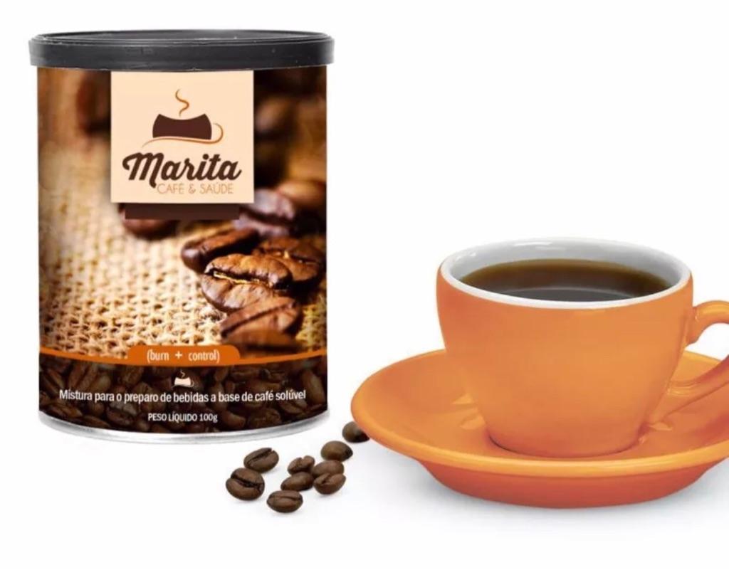 Marita Coffee burn+control weight loss & wellbeing