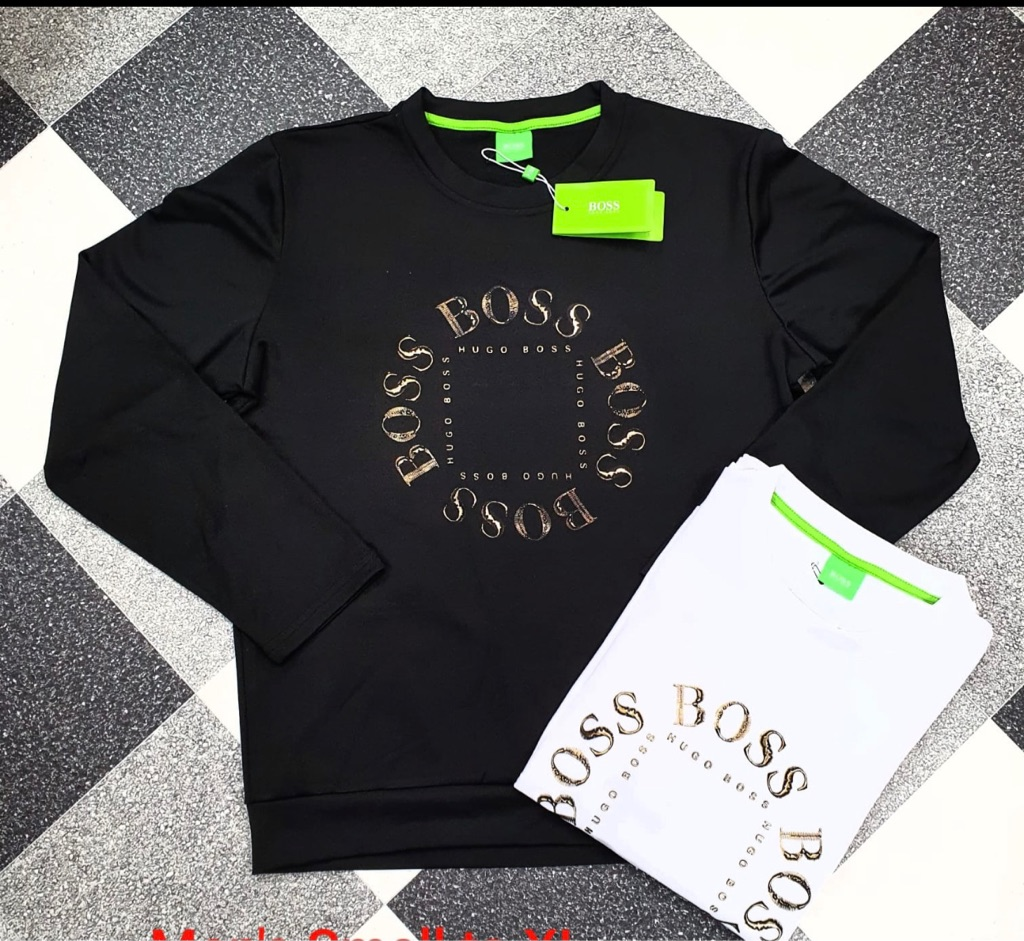 Brand New with tags Men's Hugo Boss jumpers