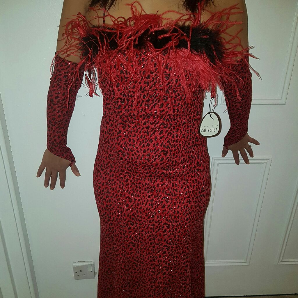 BN Designer dress