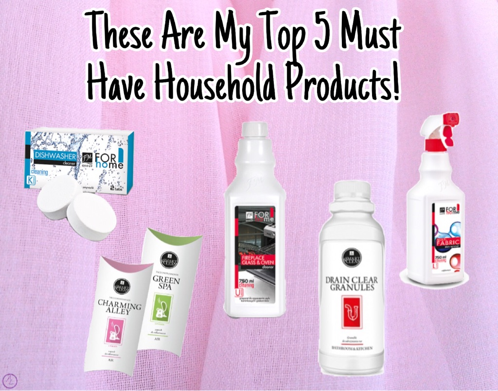 Household products with AMAZING RESULTS‼️