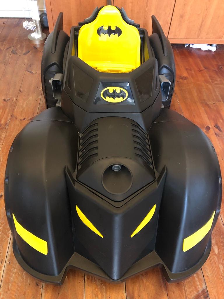 Batman Batmobile Ride on